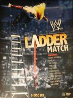 Wwe The Ladder Match Shawn Michaels Edge Triple H The Rock Chris Jericho Van Dam