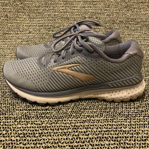 Brooks Adrenaline GTS 20 Grey Pale Peach Women's R