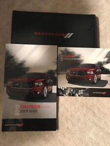 2013 Dodge Charger Owners Manual