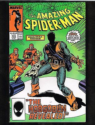 Amazing Spider-Man #289 ~ The HOBGOBLIN REVEALED (9.2) WH ...