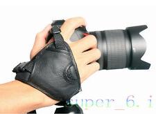 Leather Hand Grip Strap for Nikon D5500 D5100 D7200 D90 D7100 D5300 D5200 D3300