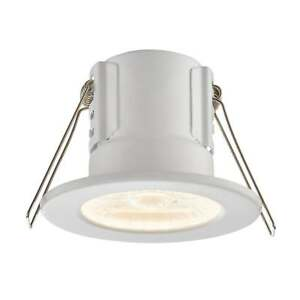 Saxby-Lighting-Shield-Eco-500-IP65-4W-3000K-Dimmable-LED-Downlight-in-White