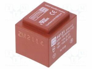 Transformador-Revestido-2VA-230VAC-18V-18V-56mA-56mA-44131-Pcb-Transformatoren
