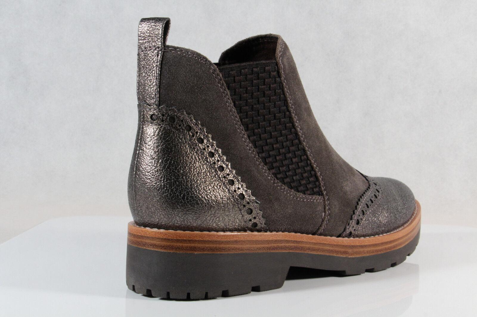 Marco Tozzi Botines, botas, botas, botas con Forro, gris gris gris 25451 Nuevo 8cf17d