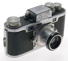 ALPA STANDARD LEICA TYPE RANGEFINDER CAMERA ANGENIEUX 1:2.9/50mm LENS RARE 35mm