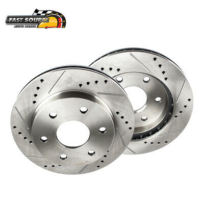 Front Brake Rotors For TOYOTA SEQUOIA 2001-2007  TOYOTA TUNDRA 2000-2006