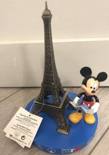 Tower EIFFEL PARIS 7 Disneyland Paris FIG Mickey TOUR Figurine MK