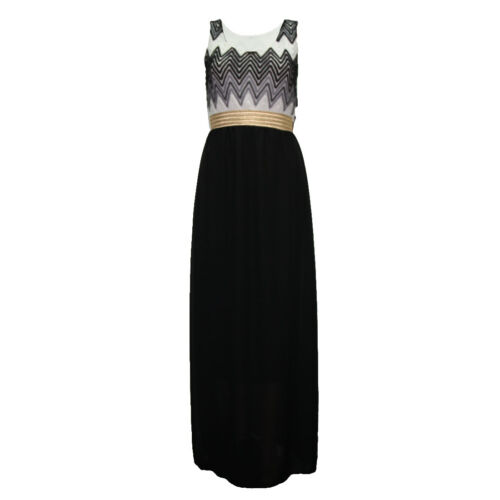 Mesdames robes sans manches dentelle crochet net maxi longue robe abaya Rapidshare
