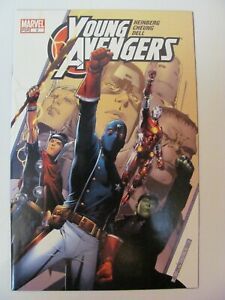 Young-Avengers-2-Marvel-Comics-2005-Series-2nd-app-Kate-Bishop-9-6-Near-Mint