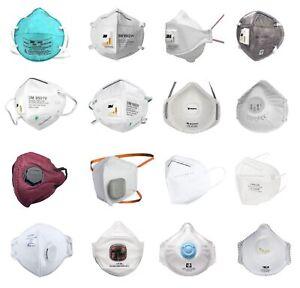 FFP2 FFP3 Atemschutzmaske Gesichtsmaske medizinischer Mundschutz CE zertifiziert