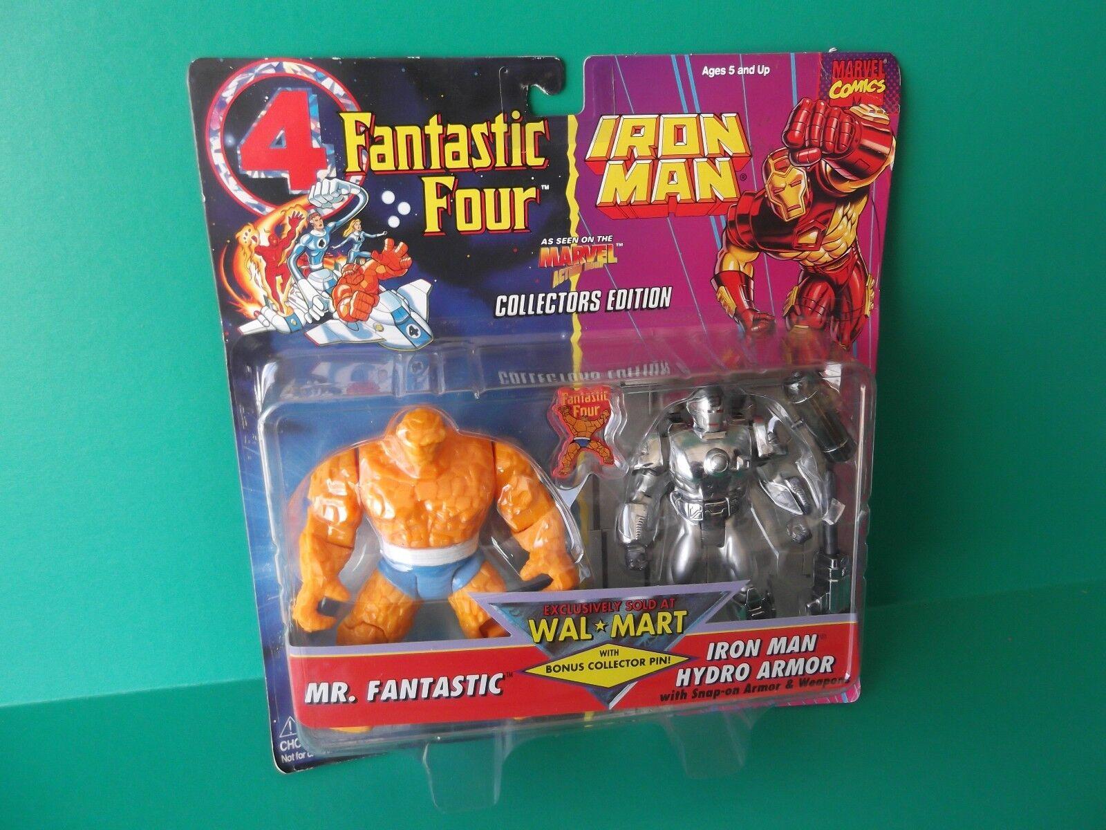 miss als  fantastischen vier & iron man  mr.fantastic iron mann hydro.