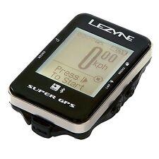 CICLO GPS Lezyne SUPER/MOTO/MTB unità di testa computer