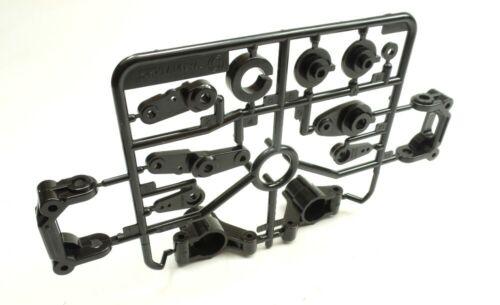 Tamiya 1:10 ta02 Porsche Turbo RSR 934 10005377 C-Pieces Steering Arm Carrier t9