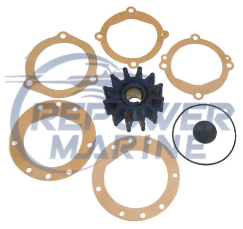 Flügelrad /& Dichtung Ersatz Sherwood: 9959K Perkins 40-107 Yamaha 4.3 40-108