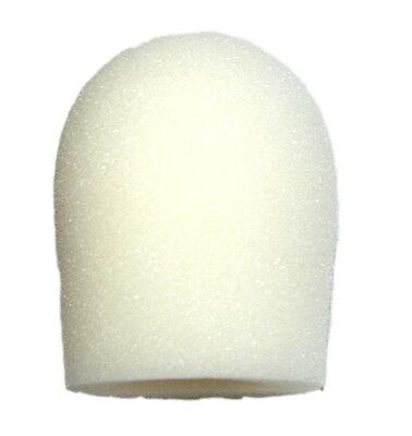 AKG D1200 2000 HT40 HT4500  WindTech replacement White Foam  Windscreen  5070-3W