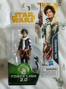 3.75 Inch Action Figure Force Link 2.0 NEW Mimban A Star Wars Story SOLO Val