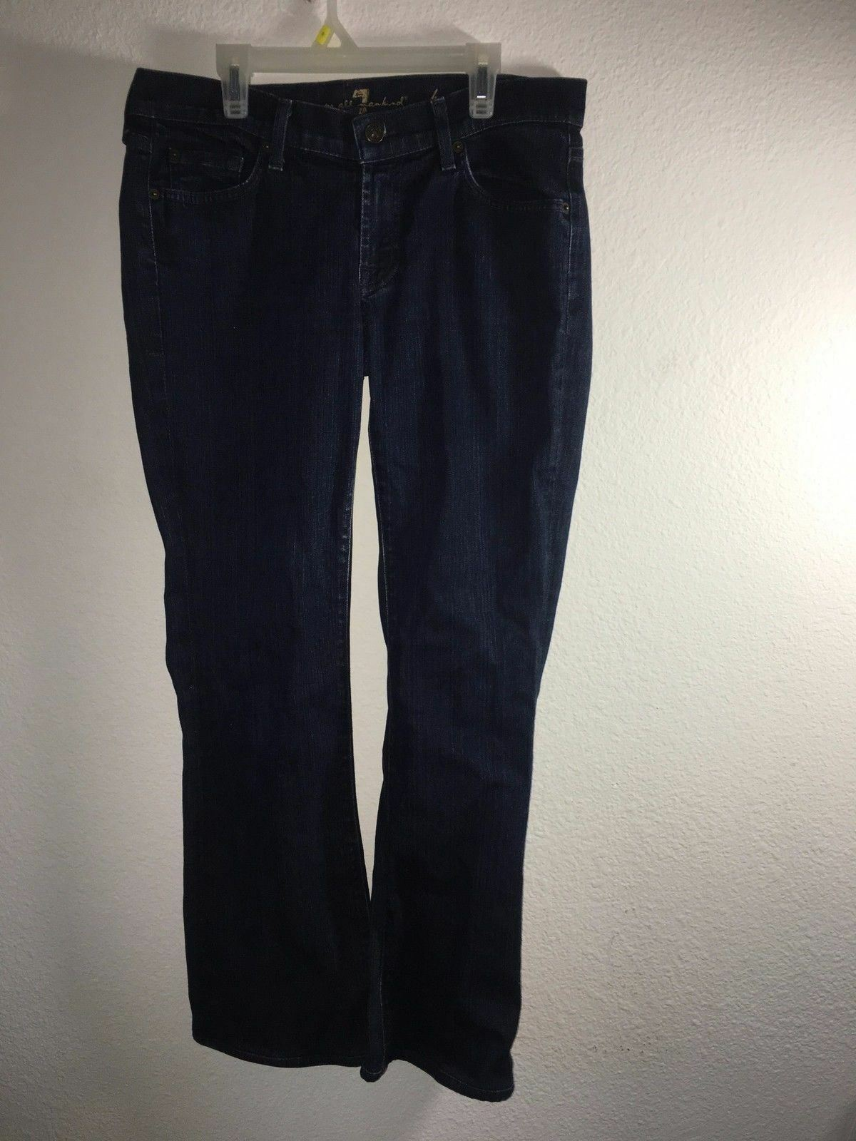 Woman 7 For All Mankind jeans size 29 (L18)