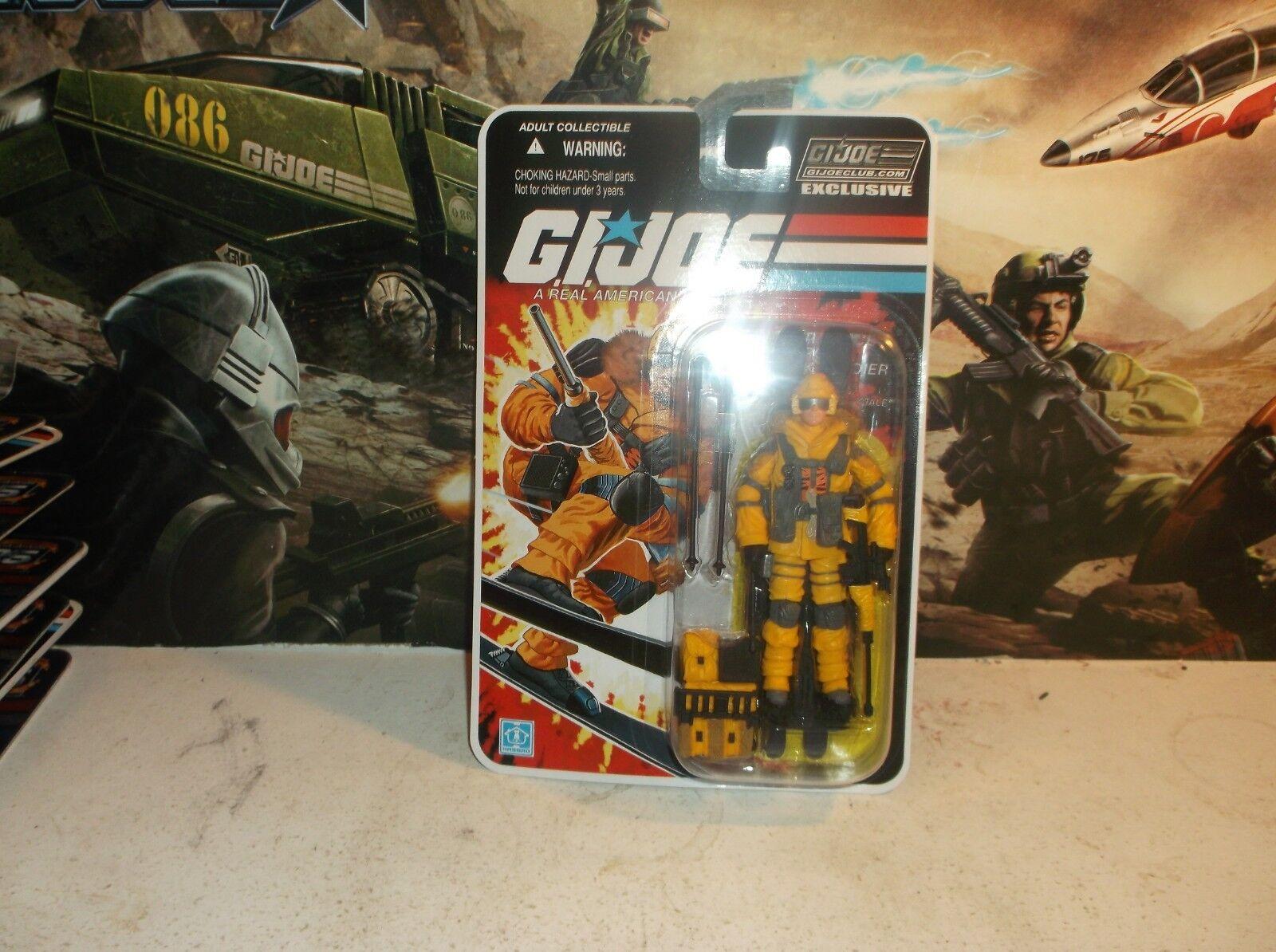 GIJOE Blizzard  - FSS Final 12 Figure - Carded  Tiger Force
