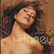 "Mariah Carey 5 TRACK AUSTRALIAN REMIX CD ""HONEY"""