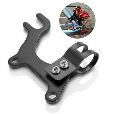 Bike Frame Conversion Kit Bicycle Disc Brake Adaptor Bracket Holder Adjustable