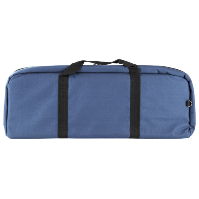 Bulldog BD475 Ultra Compact// Discreet Sporting Rifle Case 29 Inch Navy for sale online