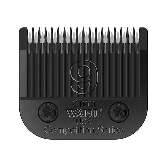 Wahl Ultimate Competition Series Blade, Size 9 - Leaves 2mm