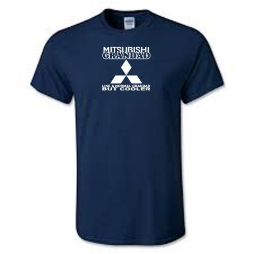 Mitsubishi Grandad T Shirt