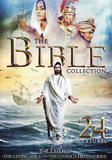 THE BIBLE COLLECTION ~ 24 FEATURES ~ 2 DVD SET
