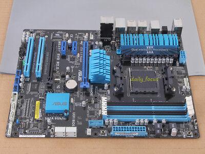 Asus M5a97 Evo R2 0 Motherboard Socket Am3 Ddr3 Amd 970 Express 791265125682 Ebay