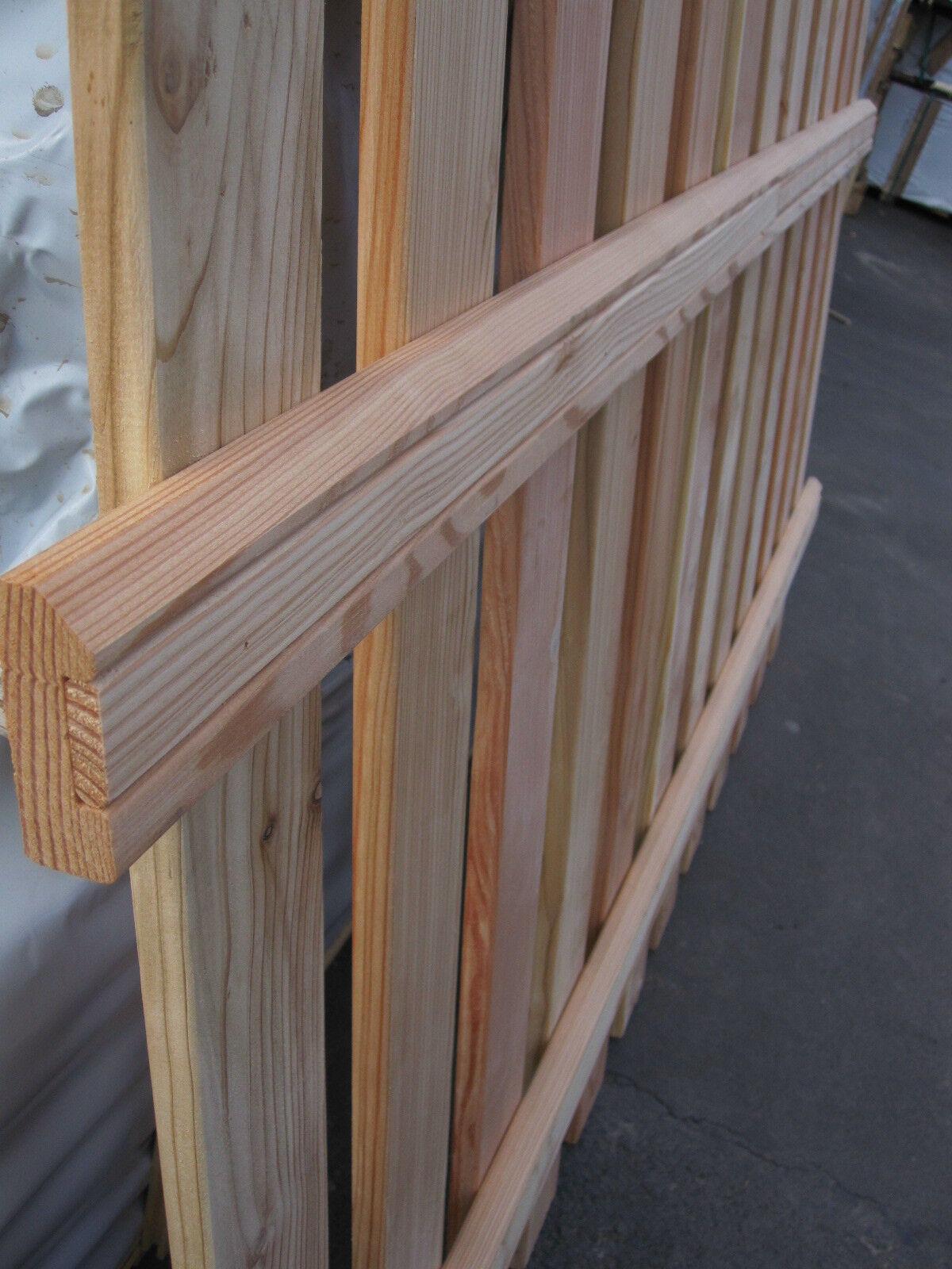 10 st ck 180x80 cm l rche holzzaun zaun gartenzaun friesenzaun vorgartenzaun. Black Bedroom Furniture Sets. Home Design Ideas