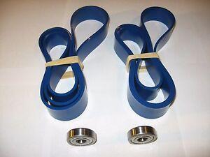 2-BLU-MAX-band-ha-visto-pneumatici-e-cuscinetto-reggispinta-impostato-per-28-195C-band-ha-visto