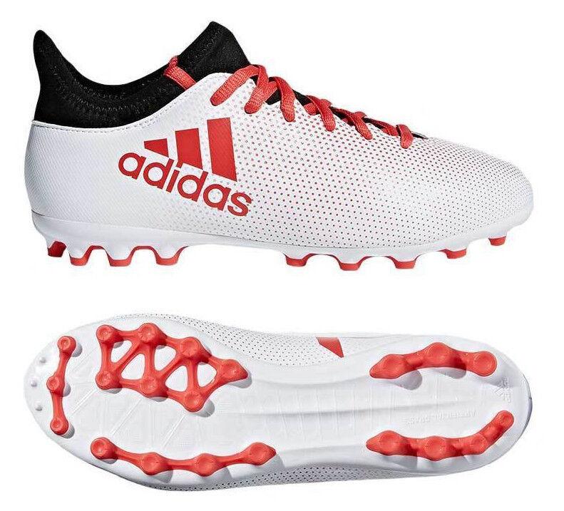 adidas kinder fußball - schuhe jungs stiefel stollen x 17.3 ag jugend stollen stiefel weiße neue cp9001 49b8e8
