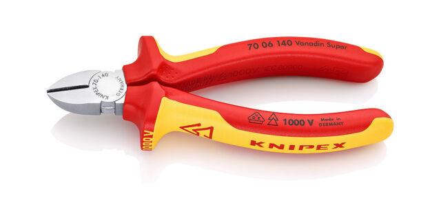 Knipex Seitenschneider 140mm Kneifzange Zange 7006140 For Sale Online Ebay