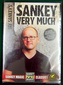 Jay-Sankey-039-s-Sankey-Very-Much-NEW-DVD
