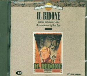 Nino-Rota-Il-Bidone-Ost-Cam-Cd-Eccellente