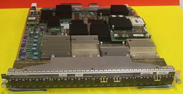Cisco DS-X9224-96K9 MDS 9000 IP Storage Module with 24x DS-SFP-FC8G-SW 2xAvail