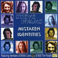 Steve Hyams - Mistaken Identities [new Cd] on Sale