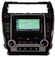 2012 2013 Toyota Camry JBL GPS Navigation Radio CD SAT APPS Display 57013 OEM