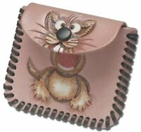Small Change Coin Purse Kit Tandy Leather Item 4107-00