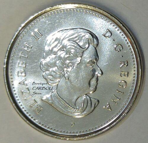 2005 P Victory Canada 5 Cents BU