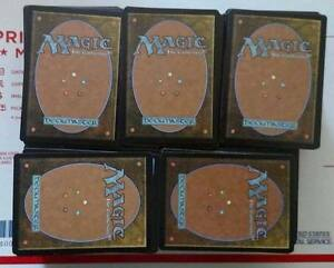 4000 Bulk Magic The Gathering Commons & Uncommons Lot de cartes mémoire 4k