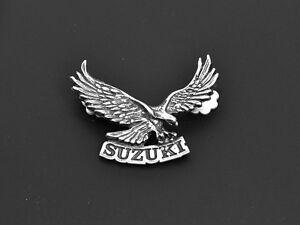 Suzuki-Volusia-intruso-Marauder-Boulevard-Eagle-Motocicleta-Placa-Metal-Pin