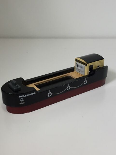 Thomas & Friends Wooden Railway Train BULSTRODE