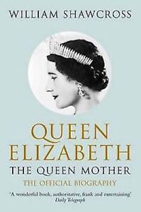 WILLIAM-SHAWCROSS-QUEEN-ELIZABETH-QUEEN-MOTHER-BRAND-NEW-FREEPOST-UK