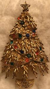 """#36 Vintage, Designer Signed ART, """"Garland Tree ..."""