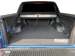 PickUpMatte Antirutschmatte für Ford Ranger Wildtrack Bauzeitraum seit 05//2019