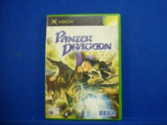 *xbox PANZER DRAGOON ORTA Game (NI) Adventure RPG PAL UK XBOX ONE COMPATIBLE