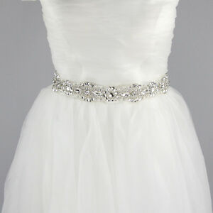 Image is loading Silver-Sew-Iron-On-Rhinestone-Appliques-Costumes-Wedding- 99cb2109c051