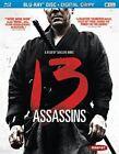 13 Assassins 0876964003940 With Koji Yakusho Blu-ray Region a