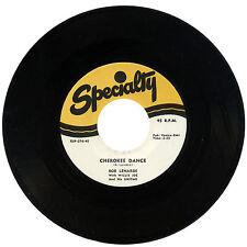 "BOB LENARDE With WILLIE JOE and his UNITAR  ""CHEROKEE DANCE""   R&B     LISTEN!"